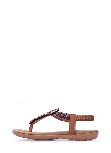 Lela Sandalet Camel